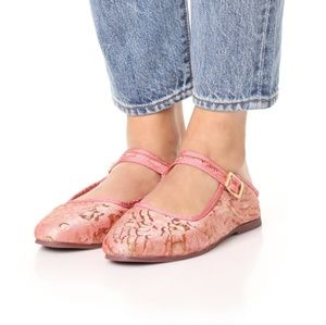 NEW | Free People | Mary Jane Convertible Flats